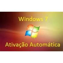 Cd De Instalação Windows 7 Completo - Ativação Original.