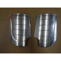 Acessório Protetor Paralama Traseiro Fusca Par Aluminio