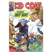 Kid Colt Nº 3 - Maio De 1979 - Rio Grafica Editora