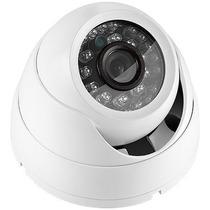 Camera De Vigilância Seguranca Dome Cartao De Memoria Audio