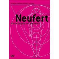 Arte De Projetar Em Arquitetura - 18ª Edição - Renovada E ..