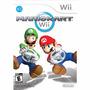 Jogo Novo Lacrado Mario Kart Wii Para Nintendo Wii