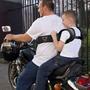 Cinto De Segurança Para Criança Andar De Moto