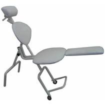 Cadeira Poltrona Portátil Para Podologia