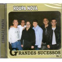 Cd Roupa Nova Grandes Sucessos Vol.1 Original + Frete Grátis