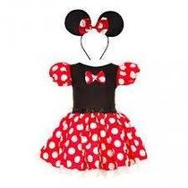 Fantasia Minnie - Infantil