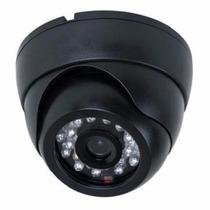 Camera Segurança Cftv Dome Infravermelho 24 Leds - Cód. T13