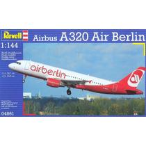 Airbus A320 Air Berlin - Revell 1/144 Pronta Entrega