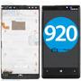Tela Vidro Touch Display Lcd Nokia Lumia 920 C/ Aro Original