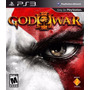God Of War 3 Iii Gow 3 Português Ps3 Mídia Física Lacrado