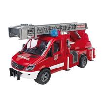 Caminhão Da Marca Aleman Bruder , Colecionáveis!bombeiro!