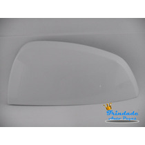 Capa Do Retrovisor Celta/prisma/meriva Branco Ld