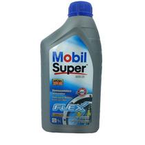 Oleo Mobil Super Flex 10w40 Api Sn Semisintetico 1l