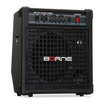 Cubo Amplificador Preto Baixo Borne Cb 150 !!! Sem Juros
