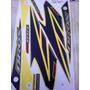 Adesivo Moto Jogo Bros 150 Esd 200 Amarela Envio Gratis