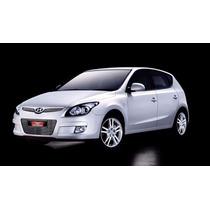 Kit Sobre Grade Cromo Aço Inox Hyundai I30 .../ 2012