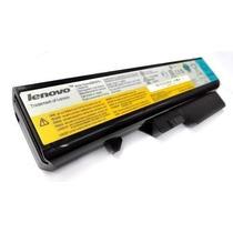 Bateria Lenovo Ideapad Z460 Notebook - L09m6y02 - Original