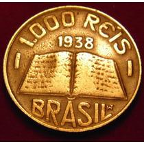 Moeda 1000 Reis 1938, Era Vargas, M.b.c.