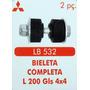 Bieleta Completa L200 Gls 4x4 2 Peças