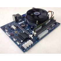 Kit Placa Mãe H61 Hdmi + Core I5 3470 3.6 Ghz + 4gb Ddr3