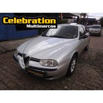 Alfa Romeo 156 Teto Solar