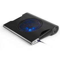Suporte Para Notebook 3 X 1 Multilaser Ac171 - Som - Cooler