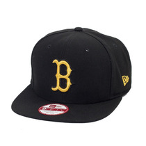 Boné New Era Snapback Original Fit Boston Red Sox Preto / D