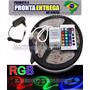 Fita Led 5m Ultra Rgb 3528 Prova D