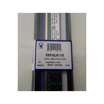 Memória 8gb Ddr3l 1600mhz 1.35v Low Voltage Kingston Desktop