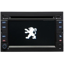 Multimídia Peugeot 307/3008 Original Aikon Gps Tv 3g Camera