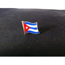 Pin Da Bandeira De Cuba