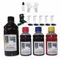 Tinta Cartucho 550ml Impressora Hp 21 122 60 901 61 74 92