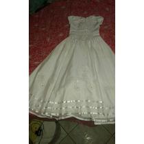 Vestido Infantil Daminha Noivinha Florista Casamento Noiva