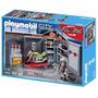 Playmobil Loja De Motocicletas Código 5982