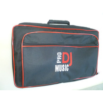 Bag Case Controladora Ddj T1 Com Bolso Note