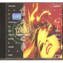 Luther Vandross, Gloria Estefan, Cyndi Lauper - Cd Dance Mix