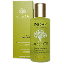 Inoar Argan Oil System Óleo De Tratamento 60ml Amkcosméticos