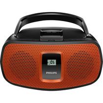 Rádio Portátil Com Cd Player/usb/mp3 Az391x/78 - Philips