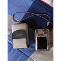 Camera Digital S860 Da Samsung + Capa Protetora