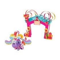 Amigami Cachorro Com Casinha Mattel Original - Mattel