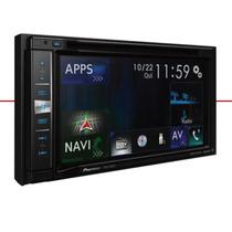 Dvd Pioneer F980tv Com Navegador Gps, Tv E Bluetooth