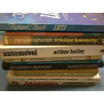Lote 10 Livros Ótimos Títulos Fotos Reais Do Lote
