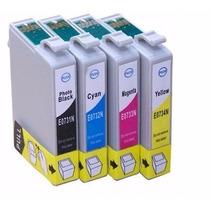 Kit Cartucho Compativel Epson 73n / To731/732/733/734 C/04
