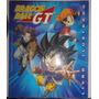 Livro Ilustrado Dragon Ball Gt, 80 Figuras, Mando Por Carta.