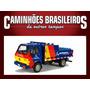 Caminhões Brasileiros De Outros Tempos Vw 8150 Ultragaz