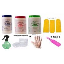 Kit Descartável Manicure E Pedicure
