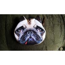 Bolsa 3d Pug Cachorro Dog