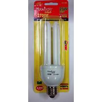 Lâmpada Fluorescente Compacta 3u 25w 127v E27 2700k Reta