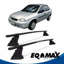Rack Teto Eqmax Aço Chevrolet Corsa Classic 4 Pts 94/02