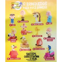 Snoopy Mc Donalds 2016 (preço Unitario) Cachorro Peanuts